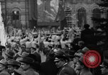 Image of May Day parade Moscow Russia Soviet Union, 1958, second 10 stock footage video 65675056663