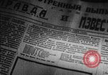 Image of Vladimir Lenin's death Gorki Russia, 1924, second 12 stock footage video 65675056665