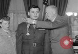 Image of Medal of Honor Washington DC USA, 1953, second 8 stock footage video 65675056669