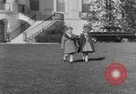 Image of President Eisenhower's grandchildren Washington DC USA, 1953, second 5 stock footage video 65675056670