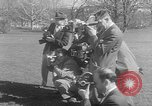 Image of President Eisenhower's grandchildren Washington DC USA, 1953, second 9 stock footage video 65675056670