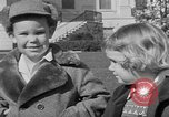 Image of President Eisenhower's grandchildren Washington DC USA, 1953, second 10 stock footage video 65675056670