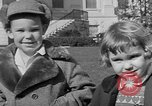 Image of President Eisenhower's grandchildren Washington DC USA, 1953, second 11 stock footage video 65675056670