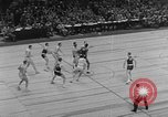 Image of National Invitational basketball championship match New York United States USA, 1953, second 7 stock footage video 65675056671