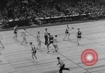 Image of National Invitational basketball championship match New York United States USA, 1953, second 8 stock footage video 65675056671