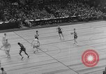 Image of National Invitational basketball championship match New York United States USA, 1953, second 9 stock footage video 65675056671