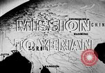 Image of United States Military Mission Shensi China, 1944, second 4 stock footage video 65675056680
