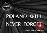 Image of Polish killed Lublin Poland, 1945, second 3 stock footage video 65675056699