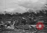 Image of damages by tornadoes Alabama United States USA, 1945, second 5 stock footage video 65675056700