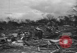 Image of damages by tornadoes Alabama United States USA, 1945, second 6 stock footage video 65675056700