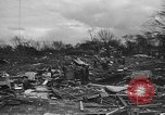 Image of damages by tornadoes Alabama United States USA, 1945, second 7 stock footage video 65675056700