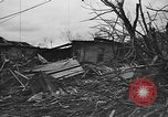 Image of damages by tornadoes Alabama United States USA, 1945, second 8 stock footage video 65675056700