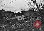 Image of damages by tornadoes Alabama United States USA, 1945, second 9 stock footage video 65675056700