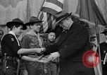 Image of National Scout Week New York United States USA, 1945, second 8 stock footage video 65675056702