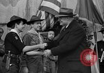 Image of National Scout Week New York United States USA, 1945, second 9 stock footage video 65675056702