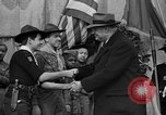 Image of National Scout Week New York United States USA, 1945, second 10 stock footage video 65675056702