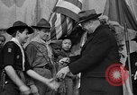 Image of National Scout Week New York United States USA, 1945, second 11 stock footage video 65675056702
