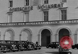 Image of Wilhelm Pieck East Germany East Germany, 1949, second 2 stock footage video 65675056707