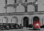Image of Wilhelm Pieck East Germany East Germany, 1949, second 3 stock footage video 65675056707