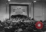 Image of Wilhelm Pieck East Germany East Germany, 1949, second 4 stock footage video 65675056707