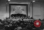 Image of Wilhelm Pieck East Germany East Germany, 1949, second 5 stock footage video 65675056707