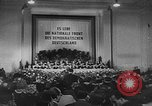 Image of Wilhelm Pieck East Germany East Germany, 1949, second 6 stock footage video 65675056707