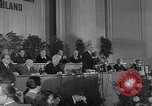 Image of Wilhelm Pieck East Germany East Germany, 1949, second 8 stock footage video 65675056707