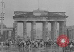 Image of demonstrations in 1953 East German uprising East Germany, 1953, second 1 stock footage video 65675056710