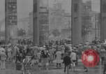 Image of demonstrations in 1953 East German uprising East Germany, 1953, second 6 stock footage video 65675056710
