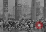 Image of demonstrations in 1953 East German uprising East Germany, 1953, second 7 stock footage video 65675056710