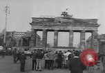Image of demonstrations in 1953 East German uprising East Germany, 1953, second 12 stock footage video 65675056710