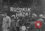 Image of revolution in Hungary Budapest Hungary, 1956, second 2 stock footage video 65675056714
