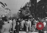 Image of revolution in Hungary Budapest Hungary, 1956, second 3 stock footage video 65675056718