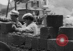 Image of Berlin Wall construction Berlin Germany, 1961, second 3 stock footage video 65675056719