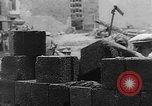 Image of Berlin Wall construction Berlin Germany, 1961, second 5 stock footage video 65675056719