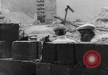 Image of Berlin Wall construction Berlin Germany, 1961, second 6 stock footage video 65675056719