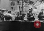Image of Berlin Wall construction Berlin Germany, 1961, second 9 stock footage video 65675056719