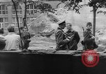 Image of Berlin Wall construction Berlin Germany, 1961, second 10 stock footage video 65675056719