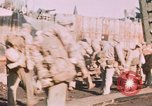 Image of Marines soldiers Iwo Jima, 1945, second 1 stock footage video 65675056721