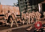 Image of Marines soldiers Iwo Jima, 1945, second 10 stock footage video 65675056721