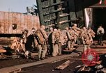 Image of Marines soldiers Iwo Jima, 1945, second 11 stock footage video 65675056721