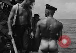 Image of King Neptune Equator-crossing ceremonies Pacific Ocean, 1944, second 8 stock footage video 65675056742
