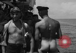 Image of King Neptune Equator-crossing ceremonies Pacific Ocean, 1944, second 10 stock footage video 65675056742
