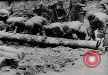 Image of US Soldiers labor and haul equipment Pacific Theater, 1944, second 4 stock footage video 65675056745
