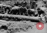 Image of US Soldiers labor and haul equipment Pacific Theater, 1944, second 5 stock footage video 65675056745