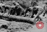 Image of US Soldiers labor and haul equipment Pacific Theater, 1944, second 7 stock footage video 65675056745