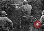 Image of US Army soldiers and Marines in combat World War 2 Pacific Theater, 1944, second 7 stock footage video 65675056746