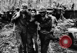 Image of Wounds and medical treatment of US Soldiers Pacific Theater, 1944, second 5 stock footage video 65675056748