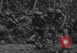 Image of Wounds and medical treatment of US Soldiers Pacific Theater, 1944, second 8 stock footage video 65675056748