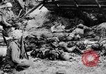 Image of US and enemy soldiers killed in World War 2 Pacific Theater, 1944, second 3 stock footage video 65675056749
